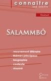 Gustave Flaubert - Fiche de lecture Salammbô de Flaubert (Analyse littéraire de référence et résumé complet).