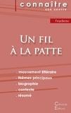 Georges Feydeau - Fiche de lecture Un fil à la patte de Feydeau (Analyse littéraire de référence et résumé complet).