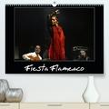 Alain Hanel - Fiesta Flamenco (Calendrier supérieur 2020 DIN A2 horizontal) - Spectacle estival à Cannes ; le flamenco est à l'honneur (Calendrier mensuel, 14 Pages ).