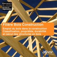 AFNOR - Filière Bois Construction. 1 Cédérom