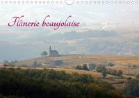 Gilles Durantet - Flânerie beaujolaise (Calendrier mural 2020 DIN A4 horizontal) - Promenade au hasard des paysages du beaujolais (Calendrier mensuel, 14 Pages ).