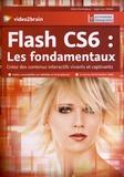 Jean-Luc Delon - Flash CS6 - Les fondamentaux. 1 DVD