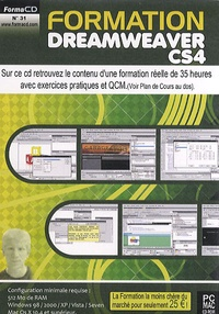 Sébastien Lallier - Formation Dreamweaver CS4 - DVD Rom.