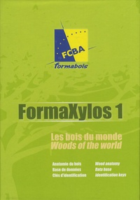 FCBA - FormaXylos 1 - Les bois du monde, CD-ROM.