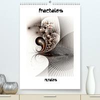 Jean Marc bleriot - fractales rurales(Premium, hochwertiger DIN A2 Wandkalender 2020, Kunstdruck in Hochglanz) - des images fractales numériques créées avec le logiciel apophysis (Calendrier mensuel, 14 Pages ).