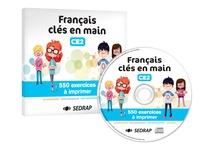 SEDRAP - Français clés en main CE2. 1 Cédérom