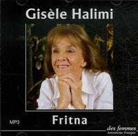 Gisèle Halimi - Fritna. 1 CD audio MP3
