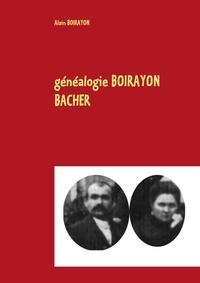 Alain Boirayon - Généalogie Boirayon-Bacher.
