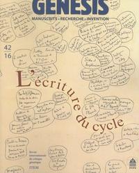 Olivier Lumbroso et Alain Pagès - Genesis N° 42/16 : L'écriture de style.