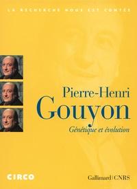 Pierre-Henri Gouyon - Génétique et évolution. 1 DVD
