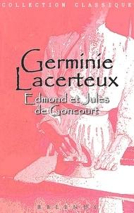 Edmond de Goncourt - Germinie Lacerteux.