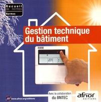 AFNOR - Gestion technique du bâtiment. 1 Cédérom
