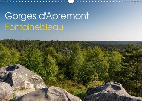 Gorges d'Apremont - Fontainebleau (Calendrier mural 2020 DIN A3 horizontal). Sentier de l'érosion des gorges d'Apremont en forêt de Fontainebleau (Calendrier mensuel, 14 Pages )