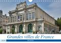 Thomas Bartruff - Grandes villes de France - Béziers (Calendrier mural 2020 DIN A4 horizontal) - Promenade à travers la ville du commerce viticole. (Calendrier mensuel, 14 Pages ).