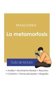 Franz Kafka - Guía de lectura La metamorfosis de Kafka (análisis literario de referencia y resumen completo).