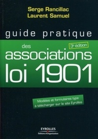 Laurent Samuel - Guide pratique des associations loi 1901.