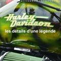 Thomas Bartruff - Harley Davidson -  les détails d'une légende (Calendrier mural 2020 300 × 300 mm Square) - Gros plans sur les Harleys pour les fans (Calendrier mensuel, 14 Pages ).