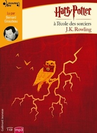 J.K. Rowling - Harry Potter Tome 1 : Harry Potter à l'école des sorciers. 1 CD audio MP3