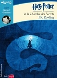 J.K. Rowling - Harry Potter Tome 2 : Harry Potter et la chambre des secrets. 1 CD audio MP3