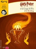 J.K. Rowling - Harry Potter Tome 4 : Harry Potter et la coupe de feu. 2 CD audio MP3