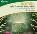 J.K. Rowling - Harry Potter Tome 6 : Harry Potter et le Prince de Sang-Mêlé. 3 CD audio MP3