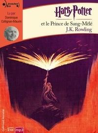 J.K. Rowling - Harry Potter Tome 6 : Harry Potter et le prince de Sang-Mêlé. 2 CD audio MP3