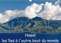 Andreas Schoen - Hawaï les îles à l'autre bout du monde (Calendrier mural 2020 DIN A3 horizontal) - Mes impressions d'une croisière des îles hawaïennes (Calendrier mensuel, 14 Pages ).