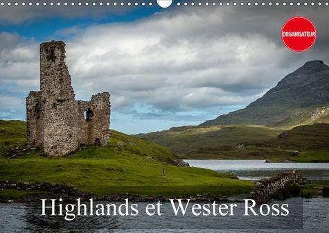 Highlands et Wester Ross (Calendrier mural 2020 DIN A3 horizontal). Voyage dans les Highlands (Calendrier anniversaire, 14 Pages )