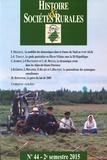 Jean-Marc Moriceau - Histoire & Sociétés Rurales N° 44, 2e semestre 2 : .