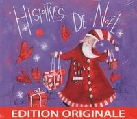 Eveil et découvertes - Histoires de Noël - 1 CD Audio.