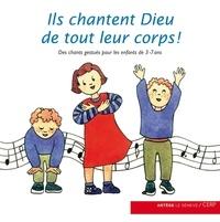 SCD Paris - Ils chantent Dieu de tout leur corps - CD audio.