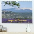 Georg Bast - Images de Provence(Premium, hochwertiger DIN A2 Wandkalender 2020, Kunstdruck in Hochglanz) - Images de la beauté de la Provence (Calendrier mensuel, 14 Pages ).