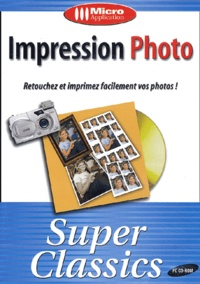 Collectif - Impression Photo - CD-ROM.