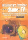 Jean-Michel Mariani - Infrastructure technique d'une chaîne de TV - Comment les nouvelles technologies transforment l'audiovisuel, de la production à la diffusion.