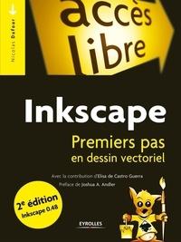 Nicolas Dufour - Inkscape - Premiers pas en dessin vectoriel.