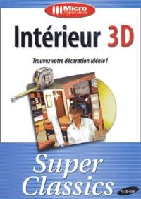 Collectif - Intérieur 3D - CD-ROM.