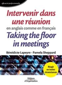 Pamela Sheppard et Bénédicte Lapeyre - .