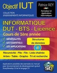 Patrice Rey - IUT informatique DUT, BTS, Licence - avec SharpDevelop 5.