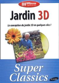 Collectif - Jardin 3D - CD-ROM.