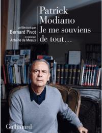 Patrick Modiano et Bernard Pivot - Je me souviens de tout.... 1 DVD