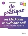 Anne-Marie Roy - Je pratique les END dans le nucléaire civil selon les codes RCC-M et RSE-M.