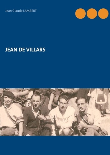 Jean-Claude Lambert - Jean de Villars.