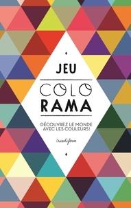 Cruschiform - Jeu Colorama - Découvrez le monde avec les couleurs ! Avec 132 cartes.