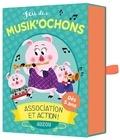 Aurore Damant - Jeu des Musik'ochons - Association et action !.