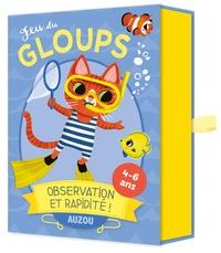Roberto Fraga - Jeu du Gloups - Observation et rapidité !.