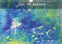 Heiner Lammers - Jeux de couleurs (Calendrier mural 2020 DIN A4 horizontal) - Art abstrait multicolore (Calendrier mensuel, 14 Pages ).