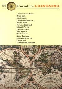 Marc Trillard et Brina Svit - Journal des Lointains N° 3 : .