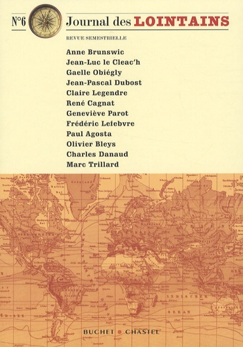 Anne Brunswic et Jean-Luc Le Cleac'h - Journal des Lointains N° 6 : .