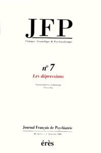 Pascale Bélot-Fourcade et  Collectif - Journal Français de Psychiatrie N° 7 : LES DEPRESSIONS.