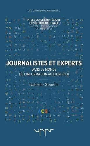 Nathalie Gourdin - Journalistes et experts.